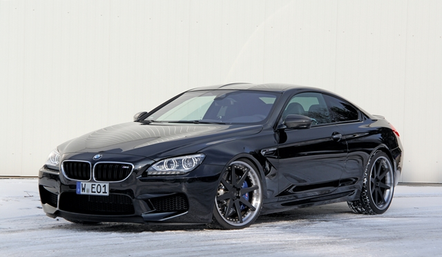 Official: Manhart Tuning Program for various BMW M6 Models