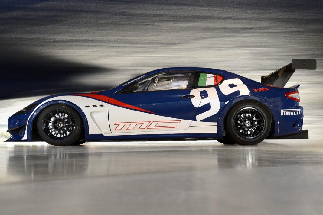 Maserati GranTurismo MC Trofeo - 2013