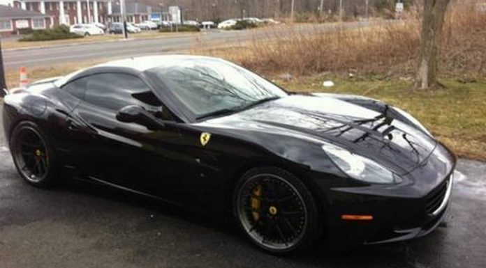Mike 'The Situation' Sorrentino Purchases Ferrari California
