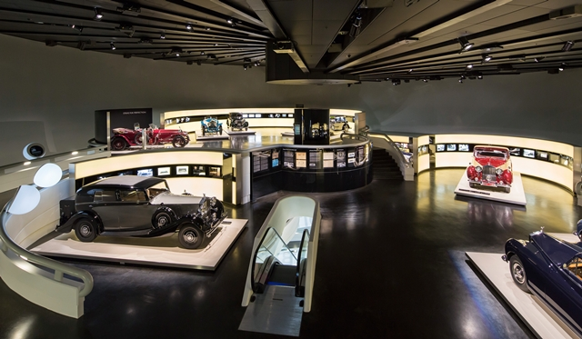 First Rolls-Royce Exhibition Opens at BMW Museum in Munich