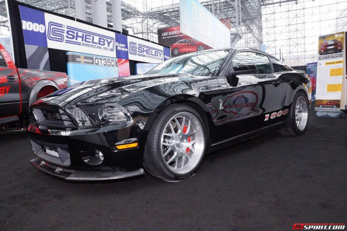 Shelby 1000 at New York
