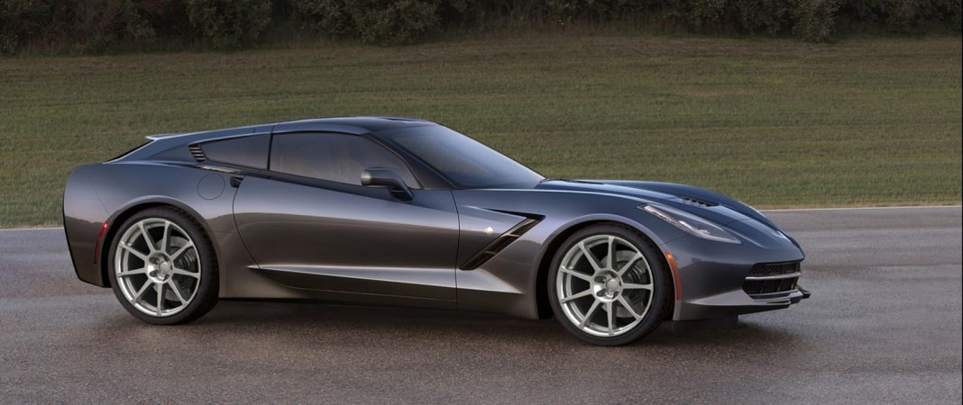 Official: 2014 Chevrolet Corvette Stingray Aerowagon Concept by Callaway