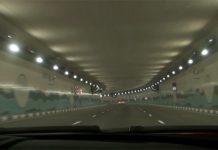 Video: Lamborghini Gallardo LP570-4 Super Trofeo Stradale Tunnel Run