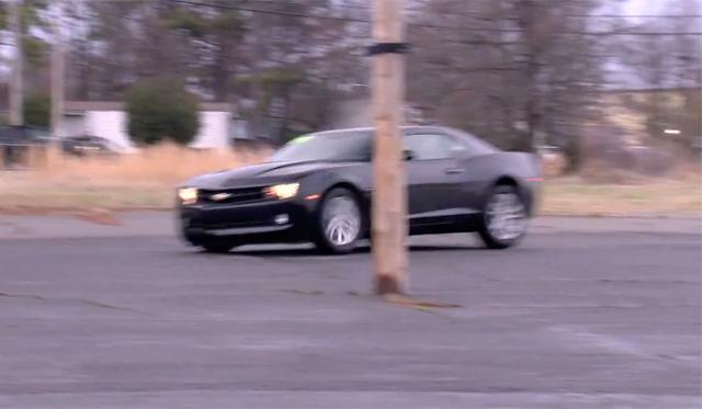 "Video: Jeff Gordon and Pepsi MAX Present the ""Test Drive"""