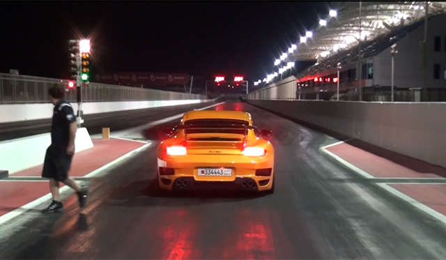 Video: World's Fastest Porsche 911 Turbo Tiptronic by EKanoo Racing