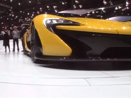 Video: Ron Dennis Claims McLaren P1 Will Beat Top Gear and Nurburgring Records