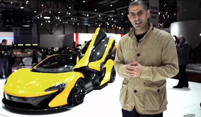 Video: Chris Harris Discusses Cars at Geneva and Drives new E63 AMG