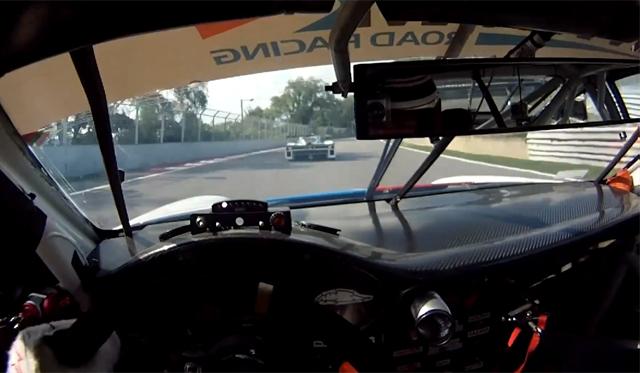 Video: Onboard With Leh Keen in a Porsche 911 GT3 Cup car