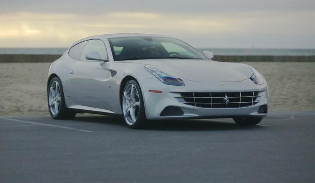 Video: Ferrari FF Winter Test by Motor Trend