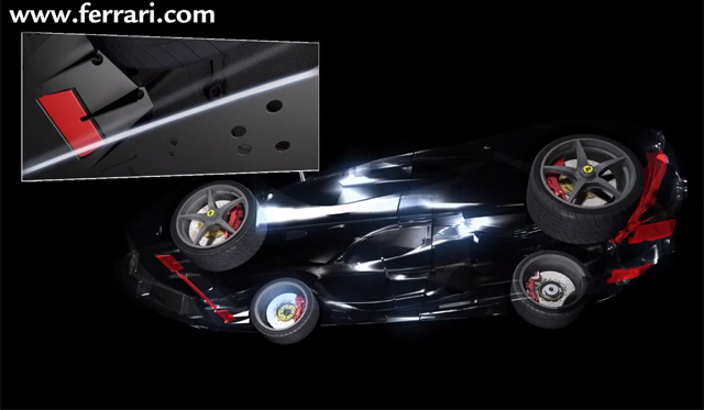 Videos: A Glimpse Inside the Technology Behind the LaFerrari