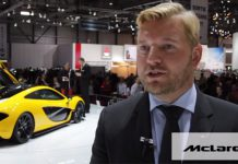 Video: See how McLaren and Pirelli Teamed up to Create Tires for the P1