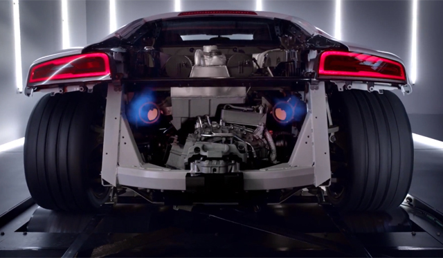 Video: Hear the Audi R8 V10 Plus on a Dyno
