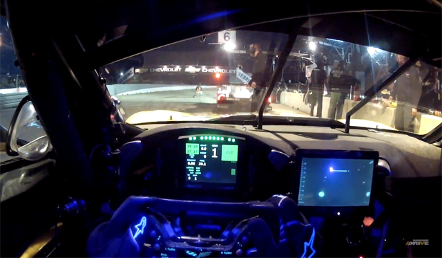 Video: Driver's View From Tommy Milner's Corvette at Sebring