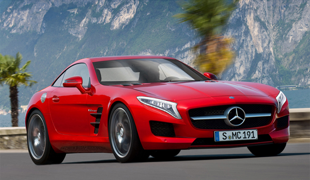 Mercedes-Benz to Preview SLS AMG Replacement Soon