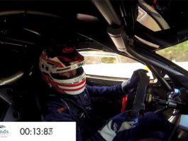 Video: McLaren MP4-12C GT3 Destroying New Zealand Track Record