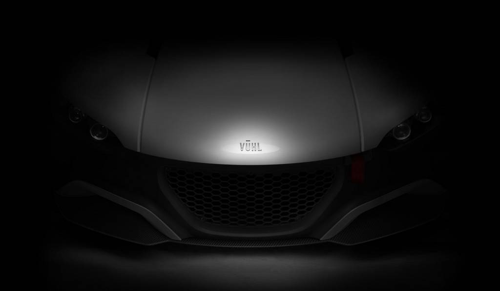 VŪHL 05 Supercar to Debut at Goodwood Festival of Speed