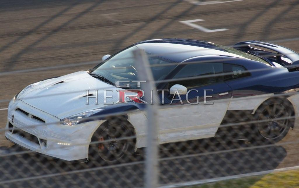 Spyshots Nissan GT-R Nismo