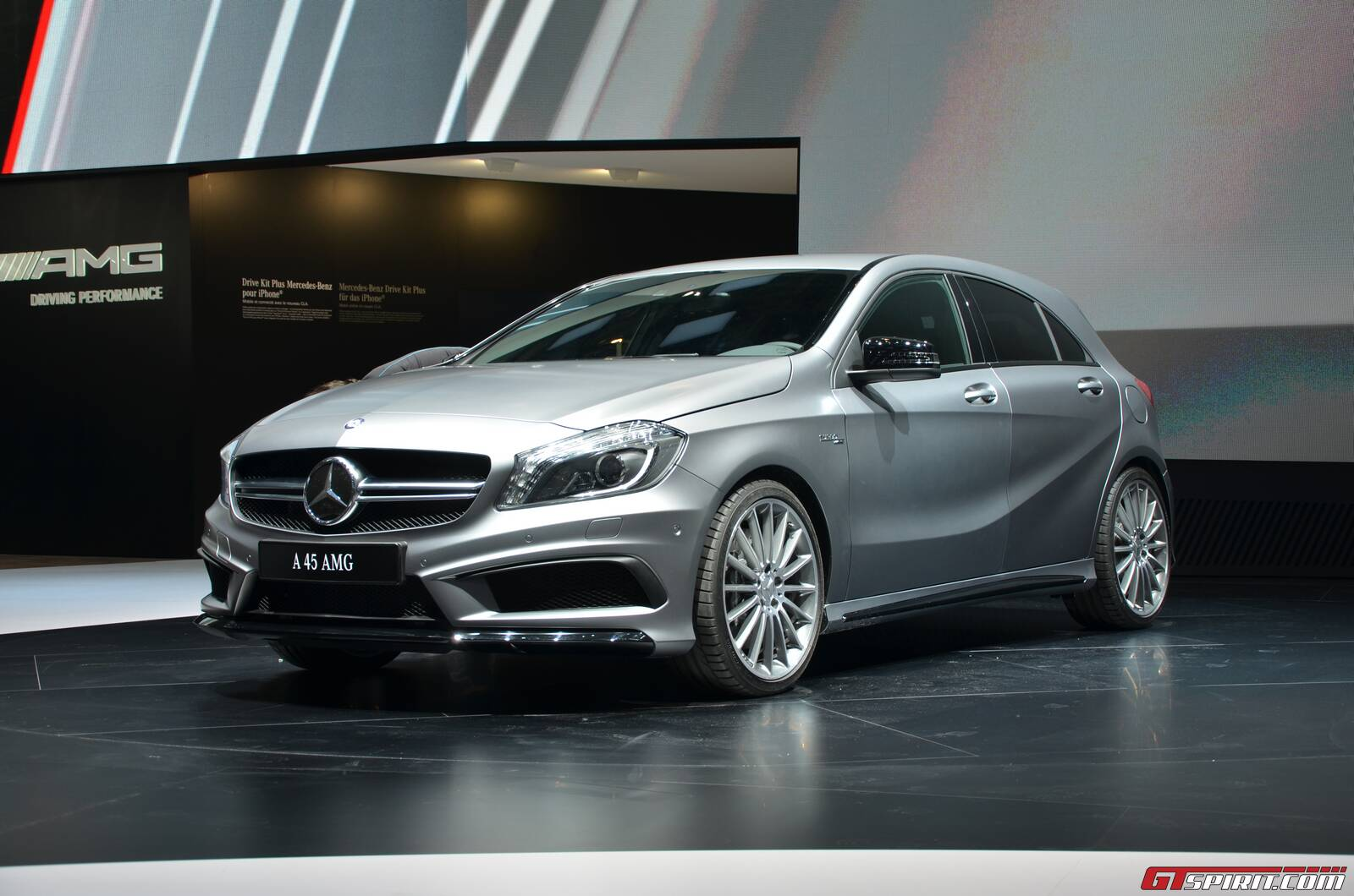 Geneva 2013: Mercedes-Benz A 45 AMG - GTspirit
