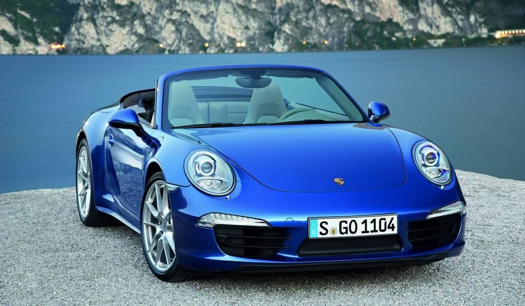 Porsche Recalling 2,263 991 Carrera's
