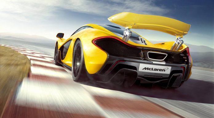 World Driving Debut of McLaren P1 set for Goodwood Festival of Speed 2013