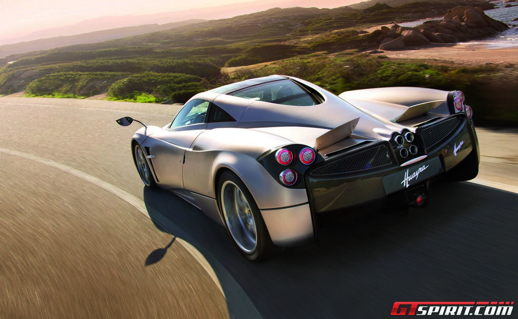 Pagani Increases Pagani Huayra Price for 2013