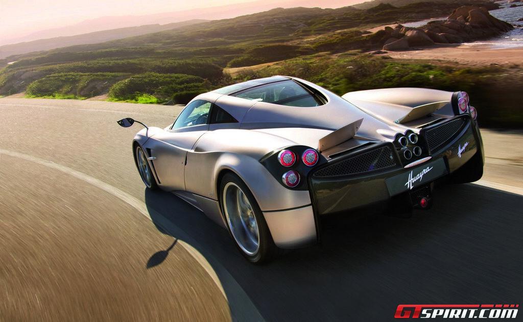 Pagani Increases Pagani Huayra Price for 2013