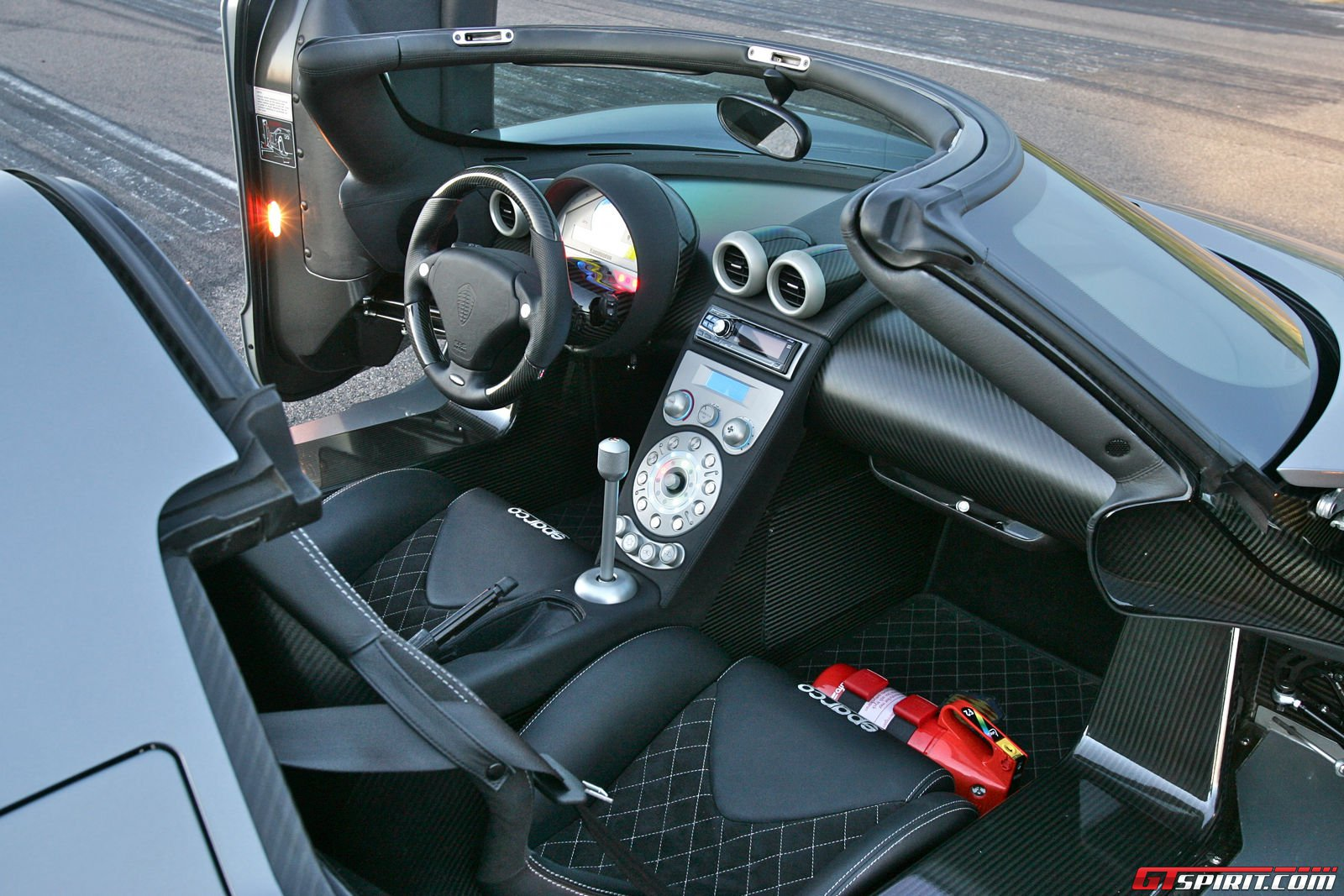 Road Test Koenigsegg Ccx Gtspirit
