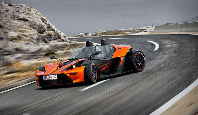 Official Figures for KTM X-Bow GT Released