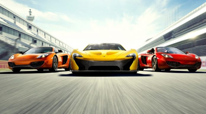 Report: McLaren Developing Entry-Level Supercar Dubbed McLaren P13