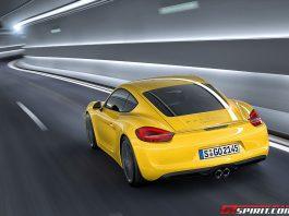 Report: Porsche Developing Porsche Cayman GT3