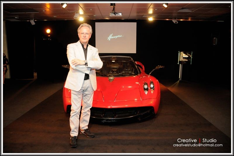 Horacio Pagani Admits He's not Impressed by McLaren P1