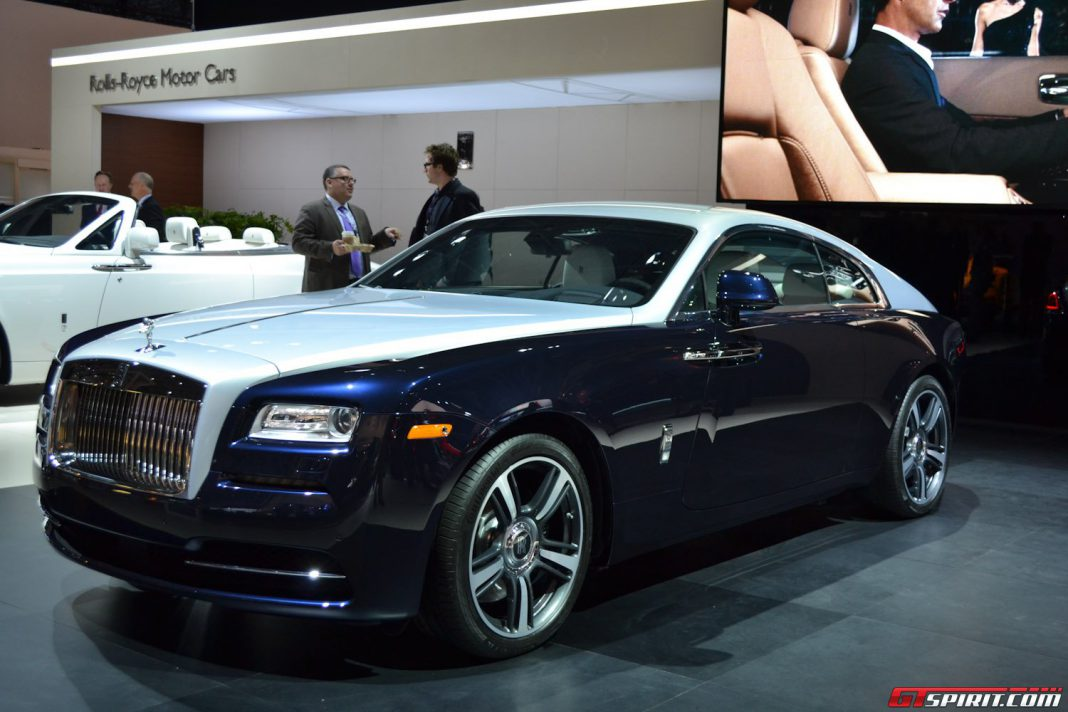 Rolls-Royce Wraith in New York