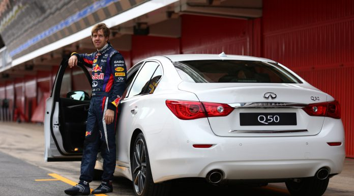 Sebastian Vettel Recruited as Infiniti's Director of Performance