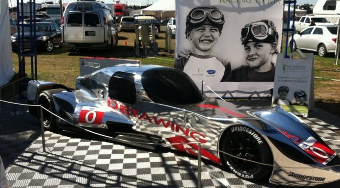 Official: 2014 Deltawing Coupe