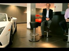 Valentino Balboni and the Last Generation Lamborghini Gallardo