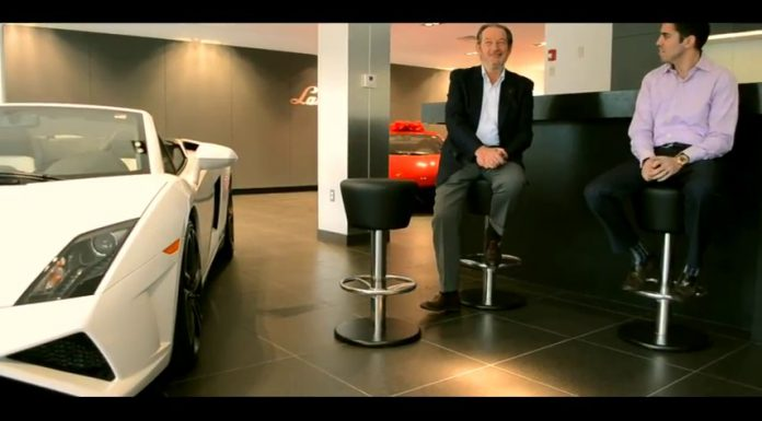 Valentino Balboni and the Last Generation Lamborghini Gallardo