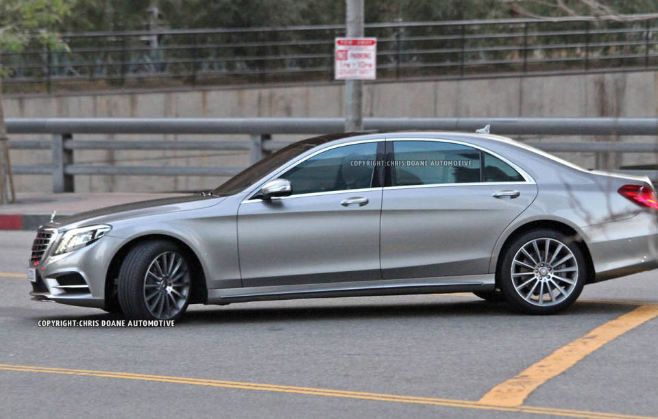spyshots 2014 mercedes benz s class gtspirit. Cars Review. Best American Auto & Cars Review