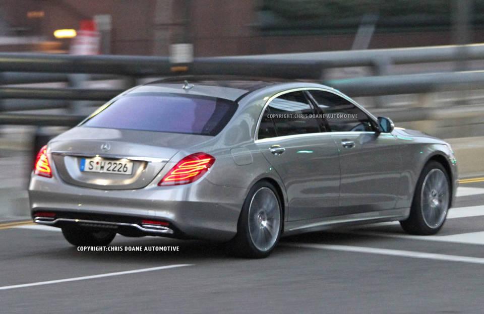 b Новый Mercedes/b-b Benz S/b-Class 2013…