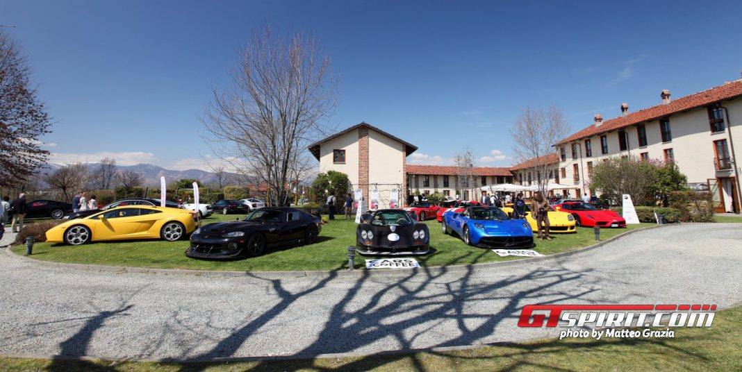 Cars and Coffee Torino-Pagani Special