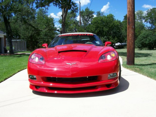 For Sale Lingenfelter Commemorative Edition Chevrolet Corvette Convertible 725HP