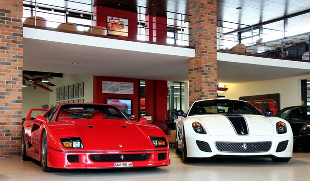 Dealer Visit: Ferrari Eberlein in Kassel