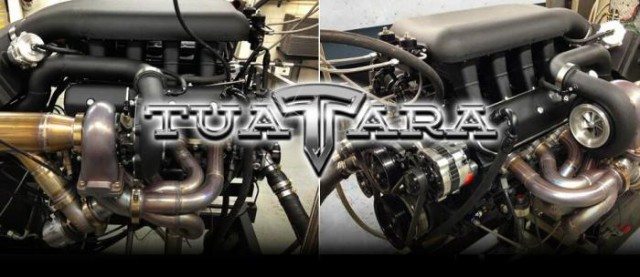 SSC Completes Testing of Tuatara's 1350hp V8 as Production Nears
