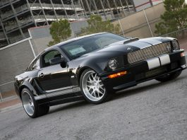 2007 Shelby GT Wide Body