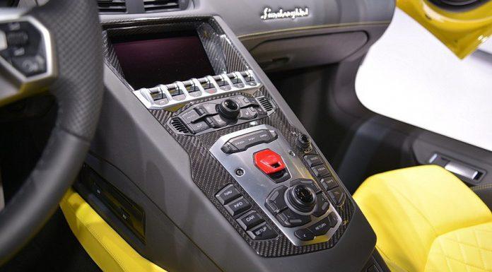 Lamborghini Aventador LP720-4 50th Anniversario Interior