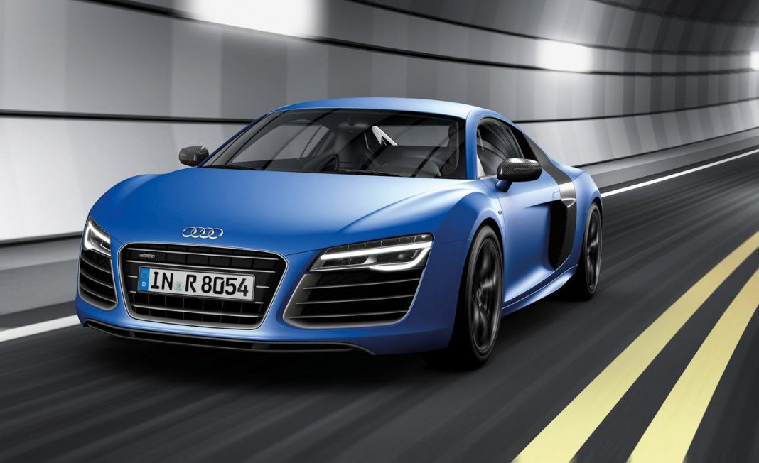 2015 Audi R8 Limited Edition Announced