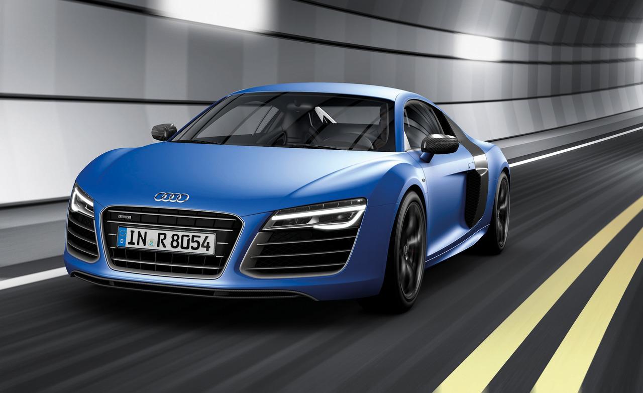 Audi R8 V1.0 Plus