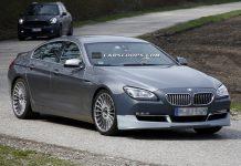 Spyshots: Alpina B6 Gran Coupe BiTurbo Snapped in Germany