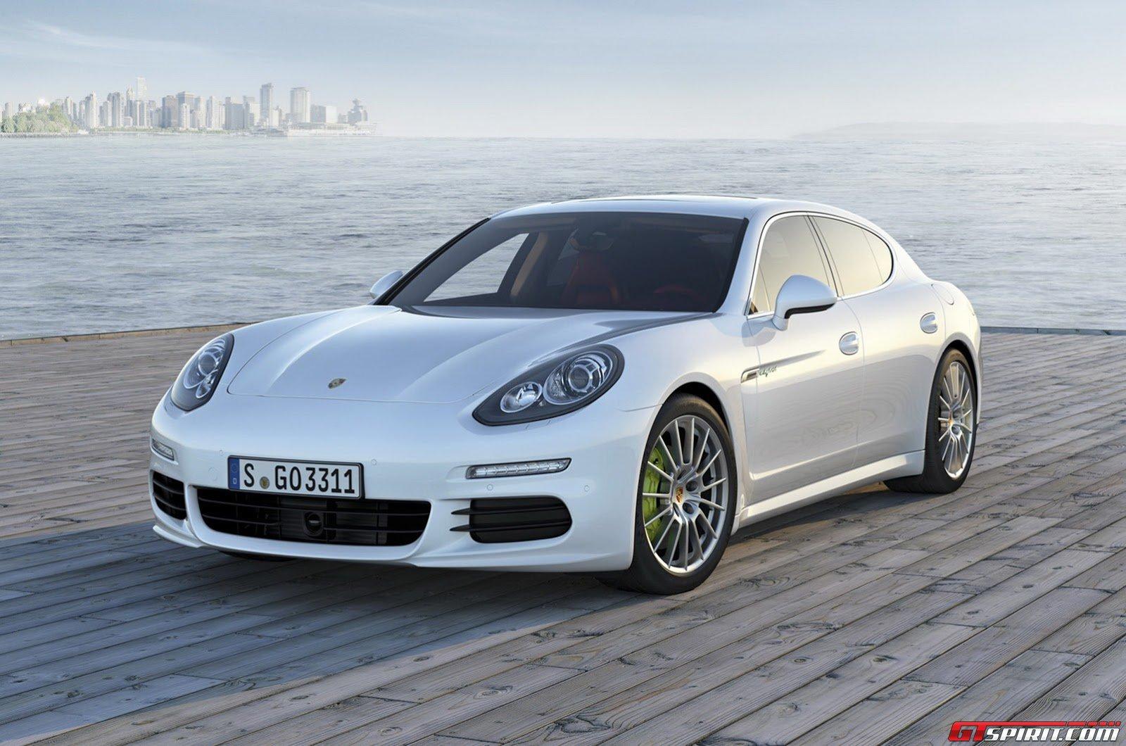 Leaked 2014 Porsche Panamera S E Hybrid Gtspirit