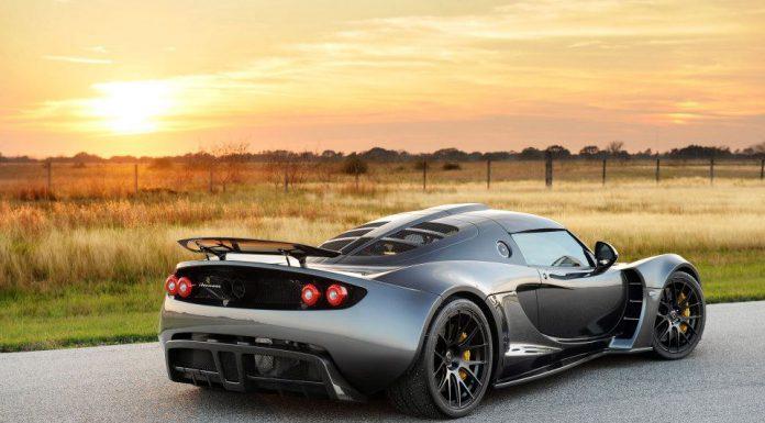 Hennessey Venom GT Coming to Pebble Beach