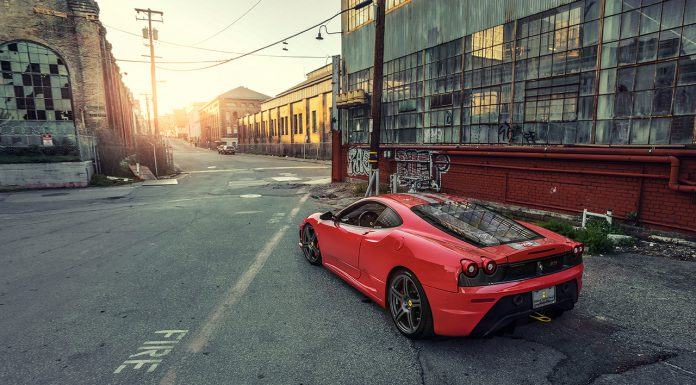Gallery: Ferrari 430 Scuderia With HRE Wheels by Ronnie Renaldi